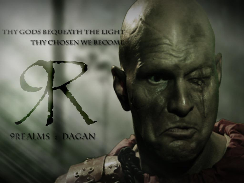 9 Realms : Dagan's video poster