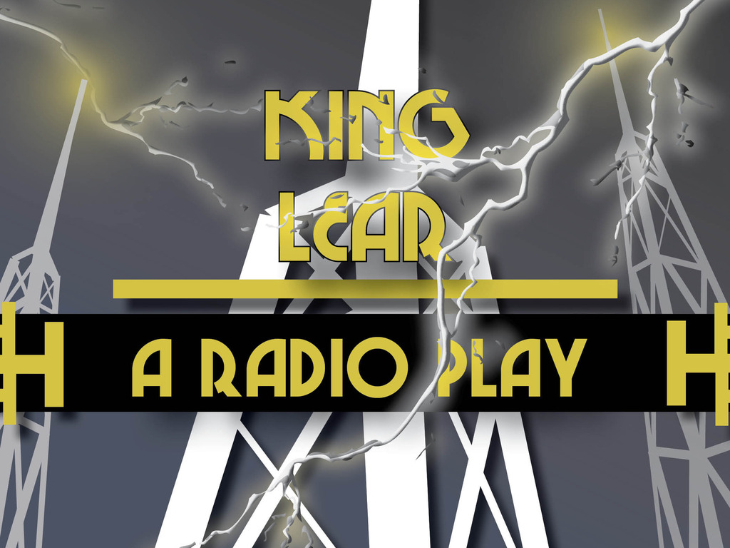 King Lear: A Radio Play's video poster