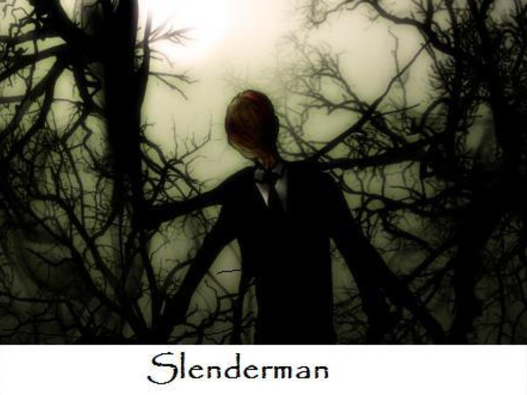 SLENDERMAN FEATURE LENGTH FILM's video poster