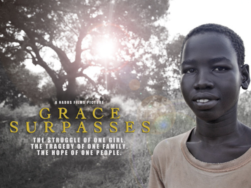 Grace Surpasses: A film of hope in Southern Sudan.'s video poster