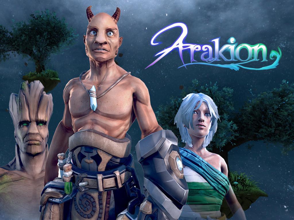 Arakion's video poster