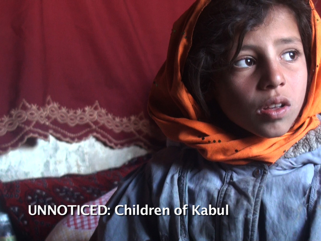 UNNOTICED: Children of Kabul - Documentary's video poster
