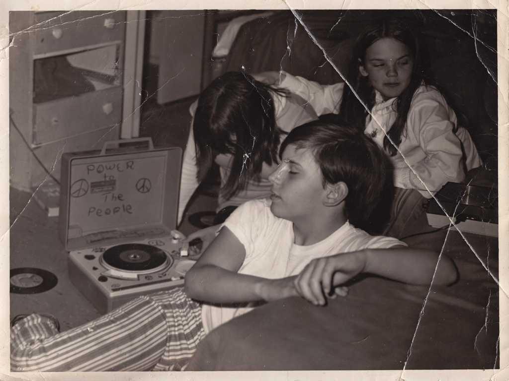 time-lag records vinyl reissue series's video poster