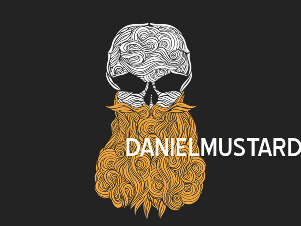Daniel Mustard Records a New EP's video poster