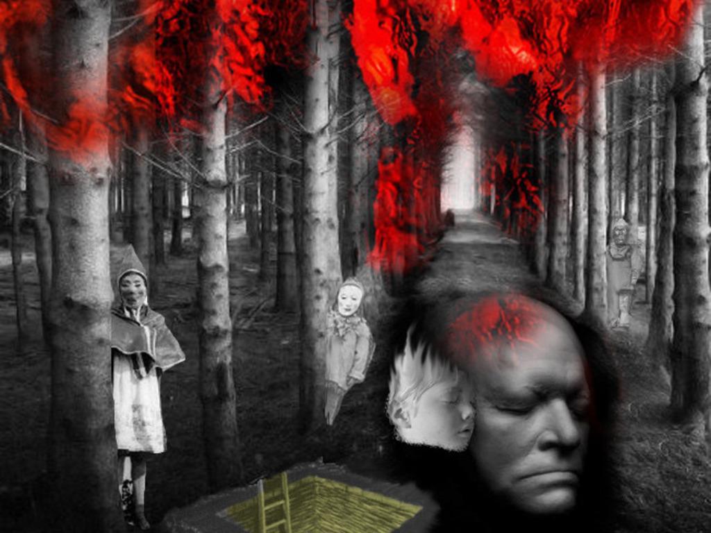"""This is not Dying"" an OrangeRay film: Morrison Merritt's video poster"