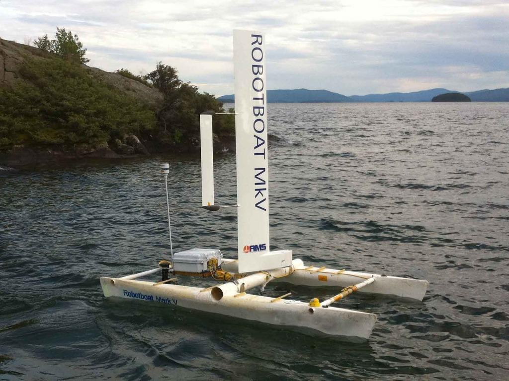 Robotboat Mark VI's video poster