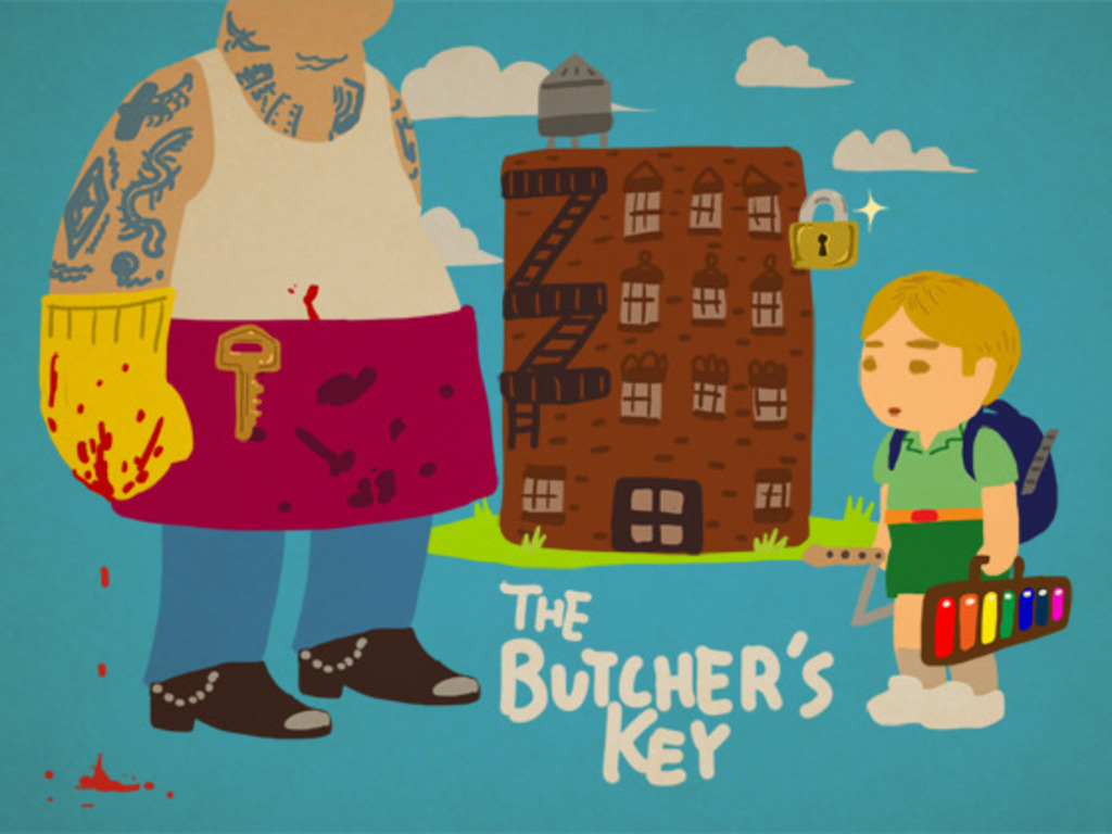 The Butcher's Key's video poster