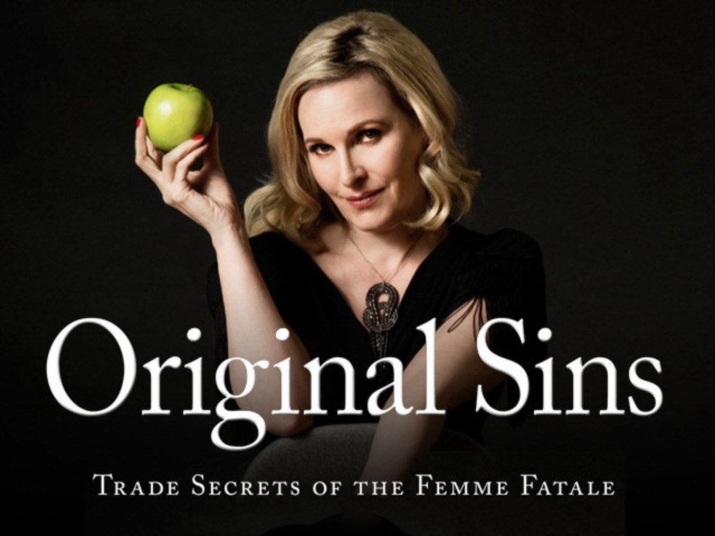 Original Sins: Trade Secrets of the Femme Fatale's video poster