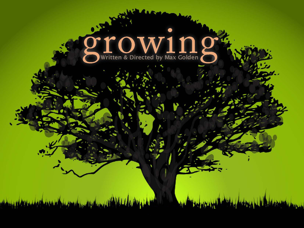 Growing - A Short Film's video poster