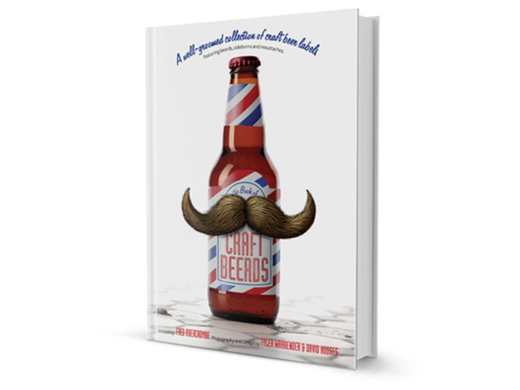 The CRAFT BEERDS book — a hairy collection of beer label art's video poster