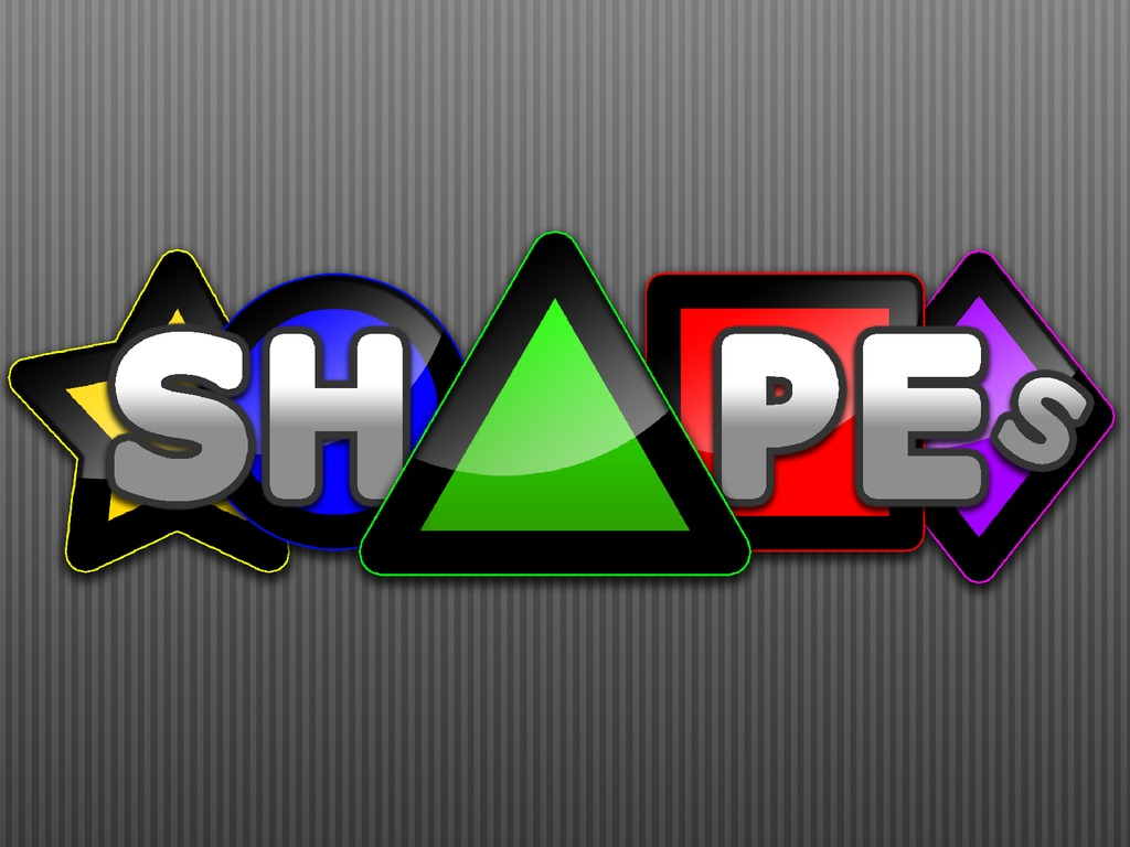 """Shapes"" -  Addicting fun for iOS/Android/OUYA's video poster"