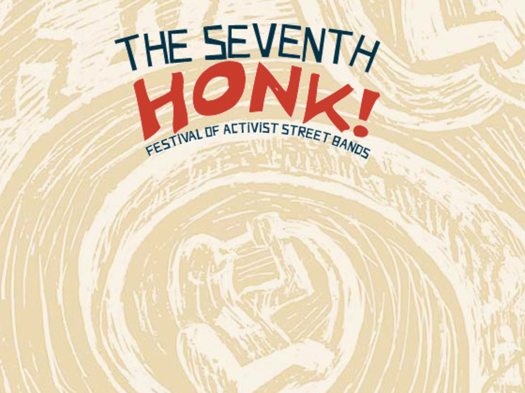 2012 HONK! Festival of Activist Street Bands's video poster