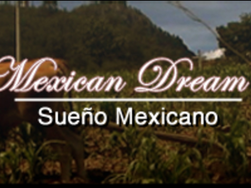 """Finish the documentary """"Mexican Dream""""'s video poster"""