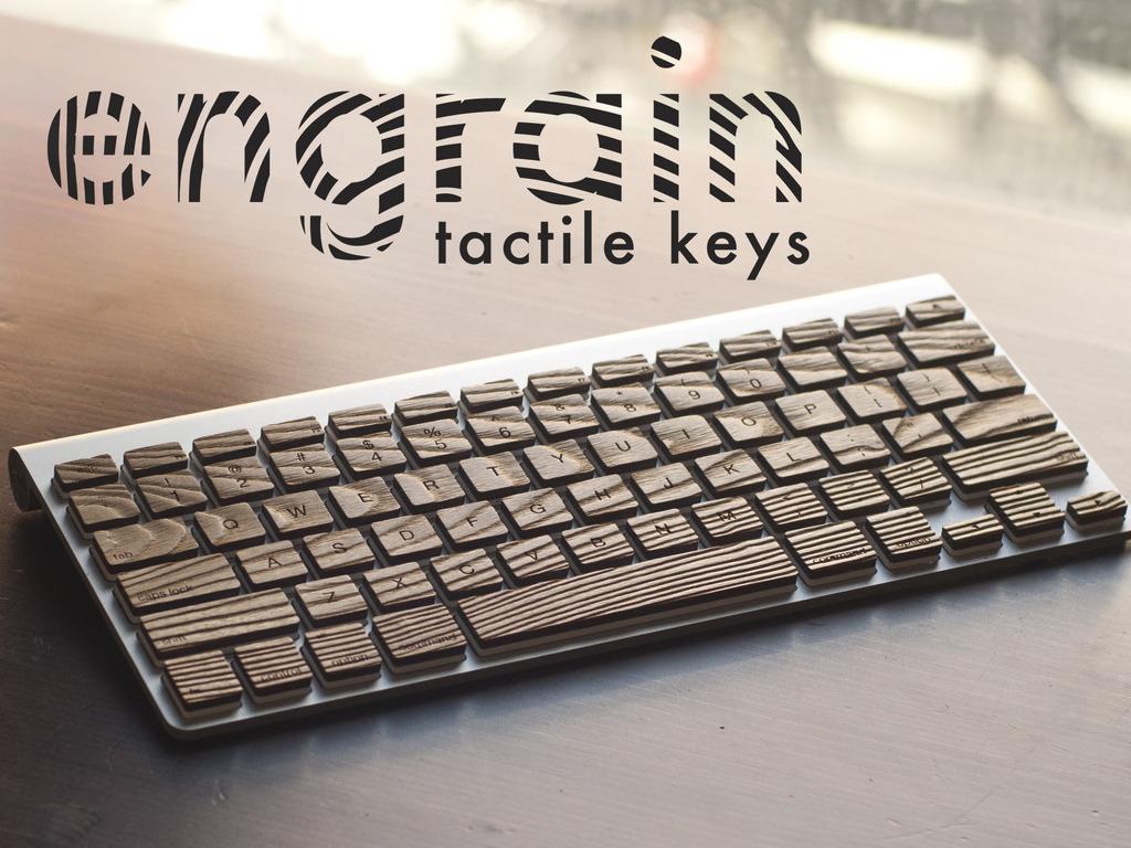Engrain Tactile Keys's video poster