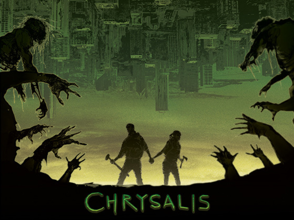 CHRYSALIS - A Post-Apocalyptic Horror Film's video poster