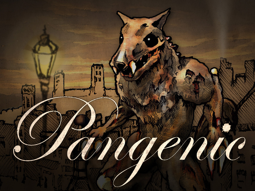Pangenic's video poster