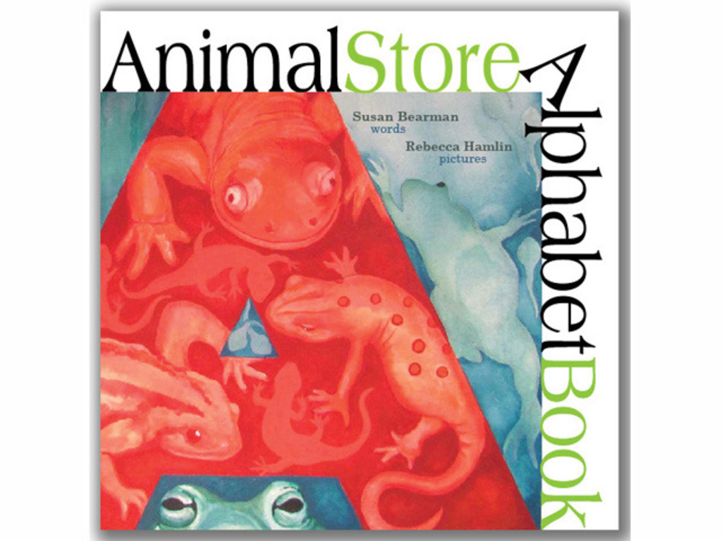 Animal Store Alphabet Book's video poster