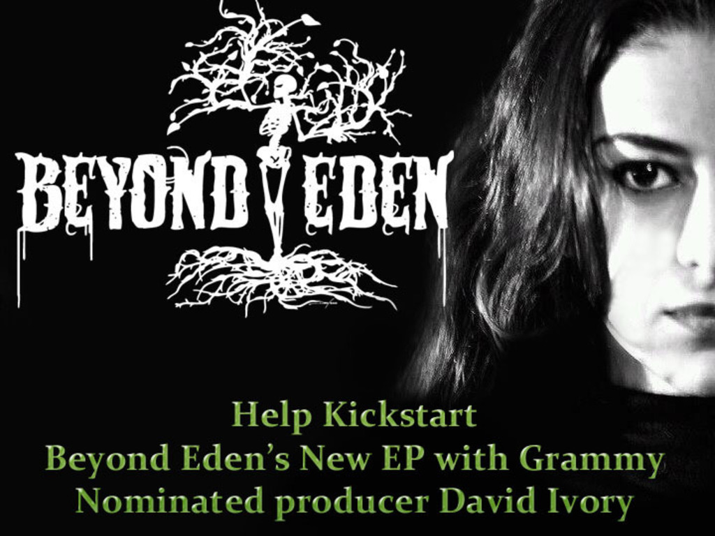 Beyond Eden's New EP with Grammy Nominee David Ivory's video poster