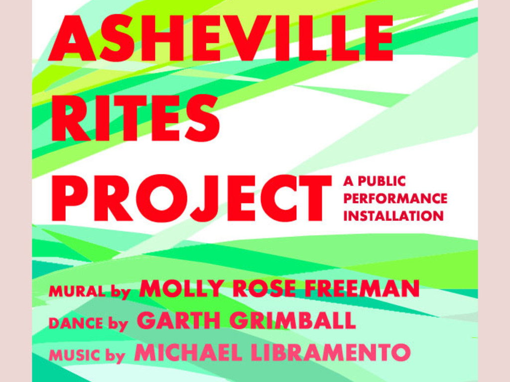 Asheville Rites Project: A Public Performance Installation's video poster