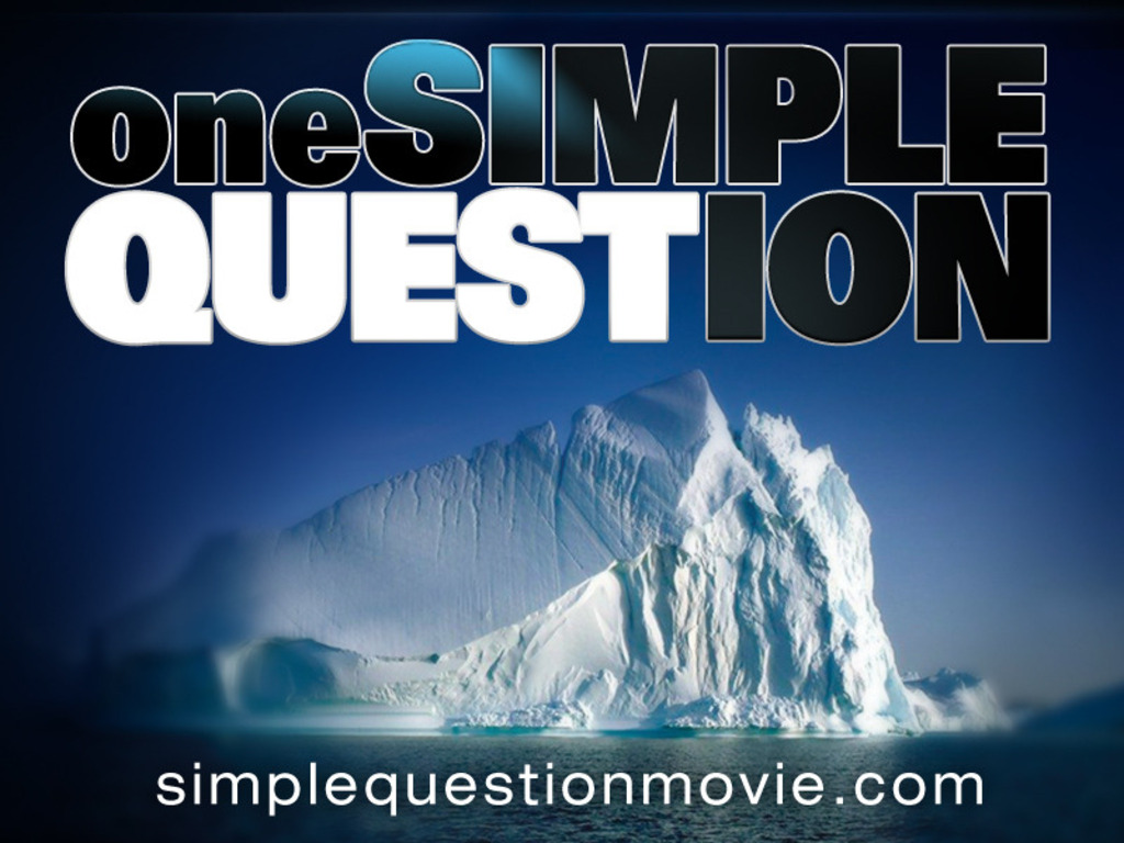 One Simple Question: A  Sailing, Simplicity, Adventure Doc's video poster