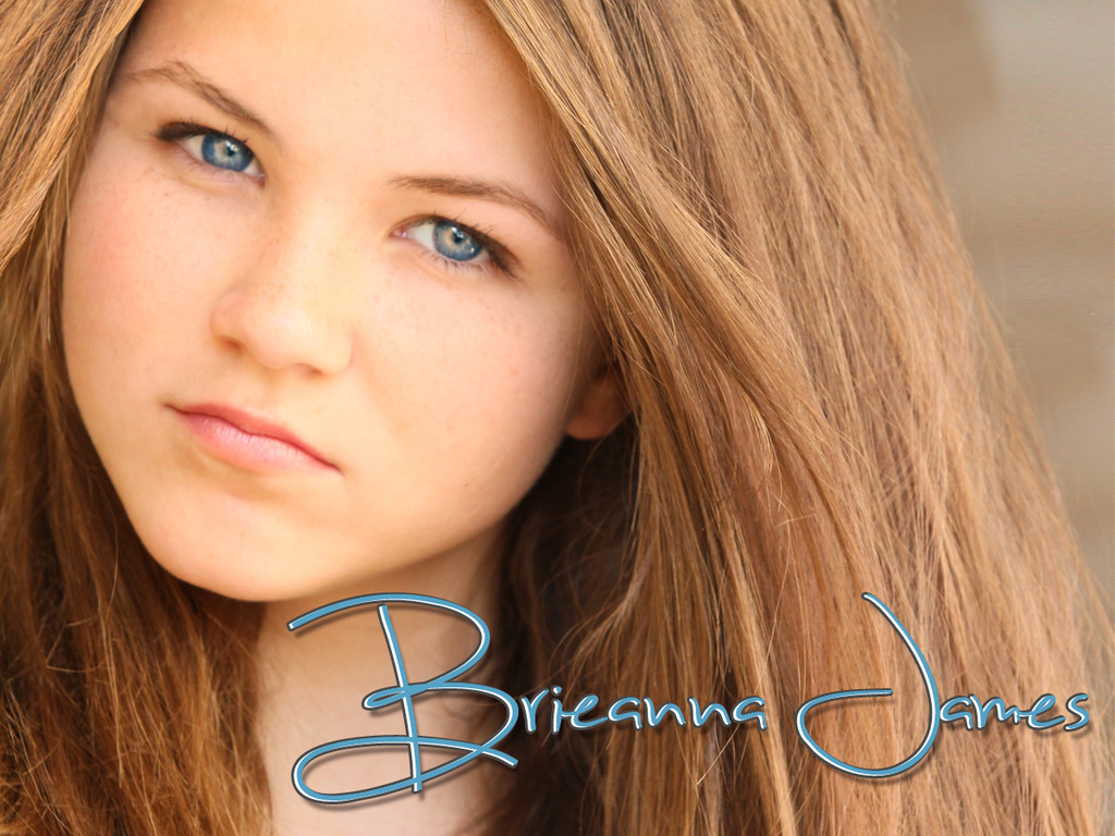 ~ 13 year old Brieanna James Records Her Music! ~'s video poster