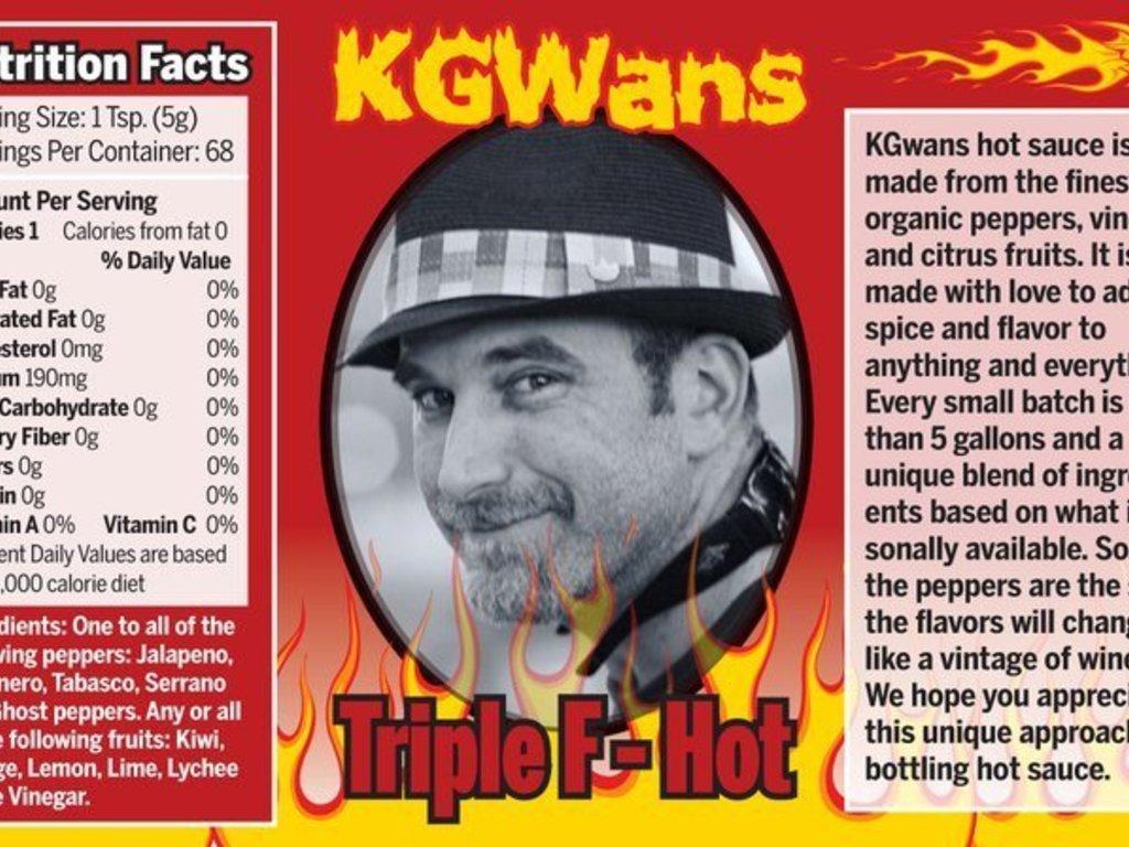 1Xinfin's - KGWans Hot Sauce's video poster