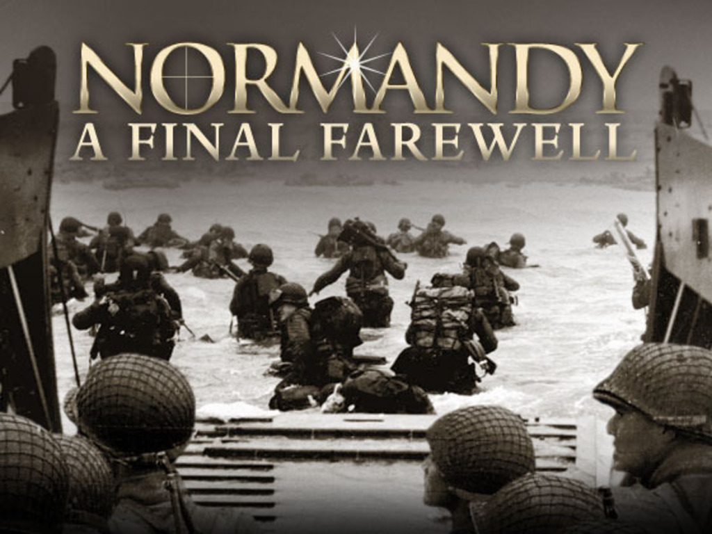 Normandy: A Final Farewell to WWII's Last Living Heroes's video poster