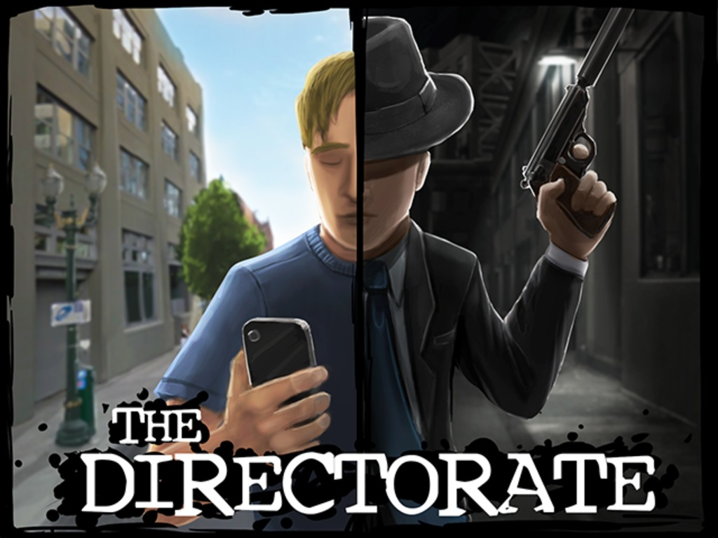 The Directorate's video poster