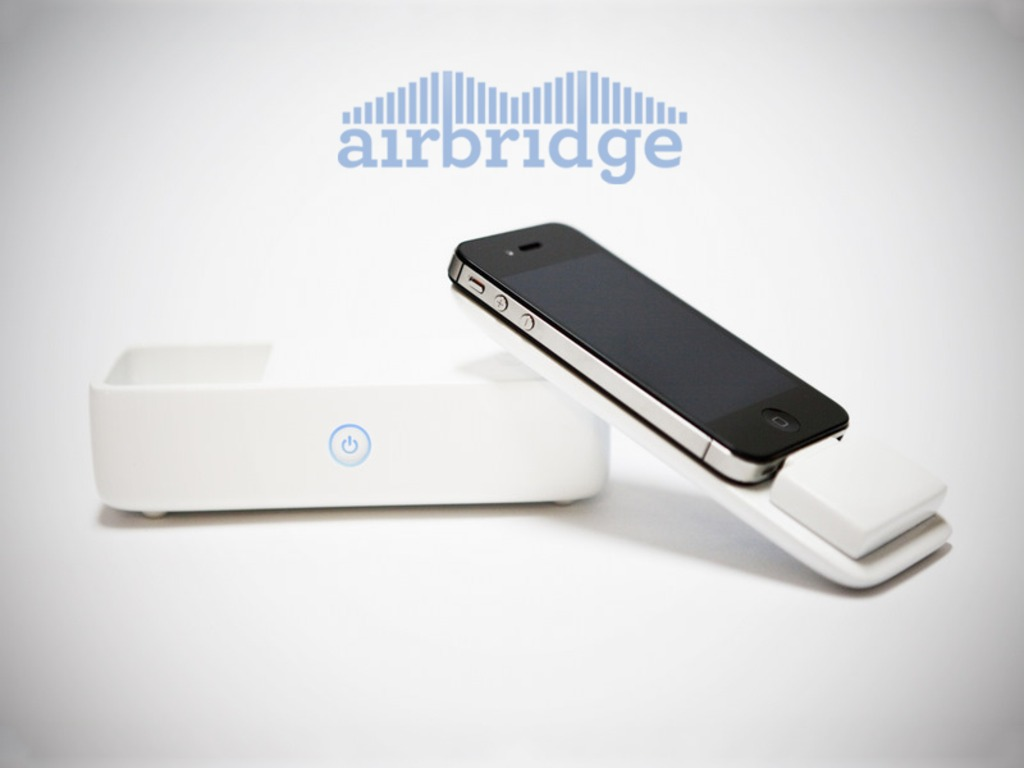 AirBridge: Revolutionize the way you use iPhone/iPad's video poster