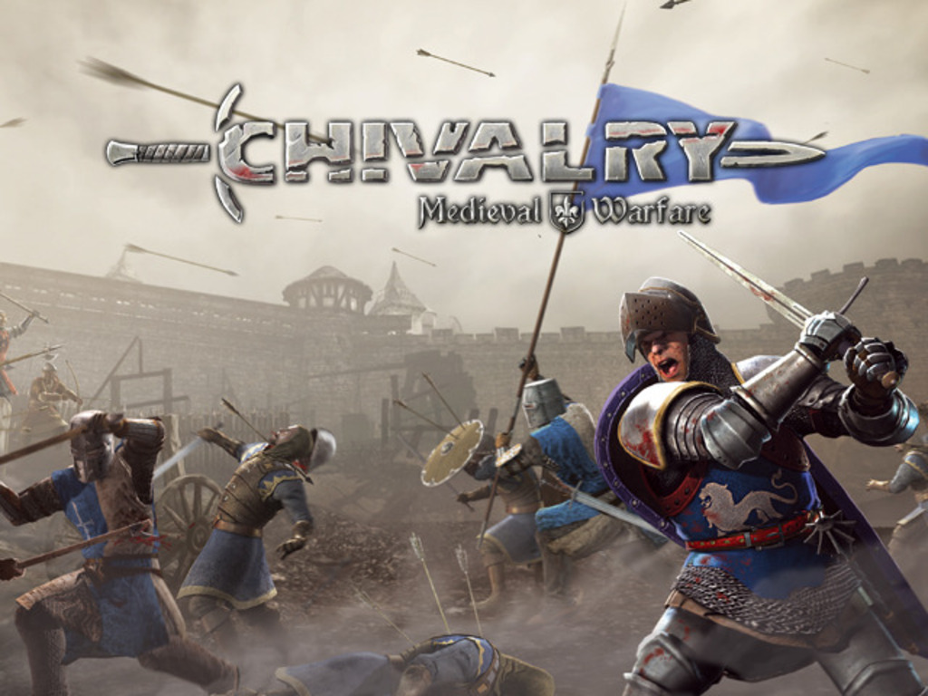 Chivalry: Medieval Warfare's video poster