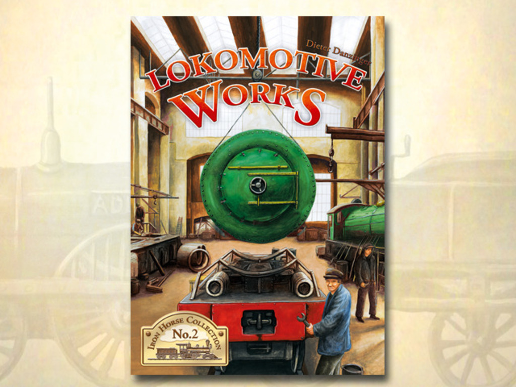 Locomotive Works's video poster