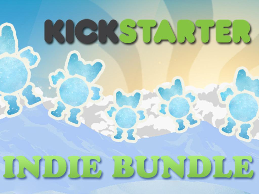 KickStarter Indie Bundle's video poster