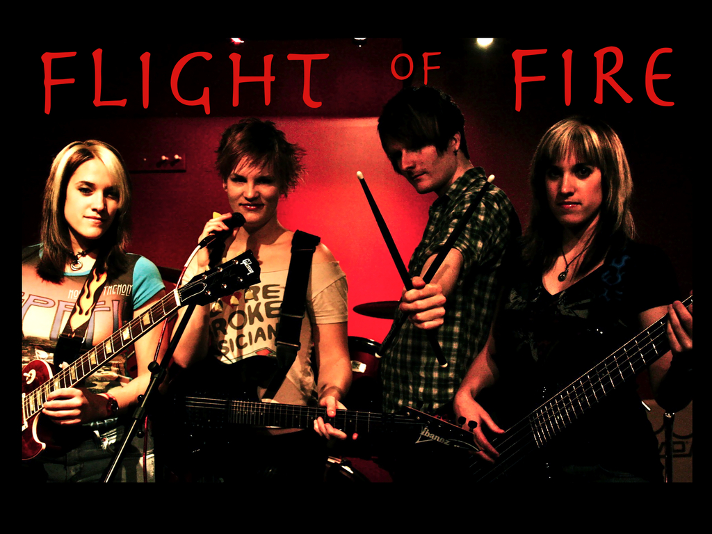 Flight of Fire Ignites the Skies With Their New Album!'s video poster