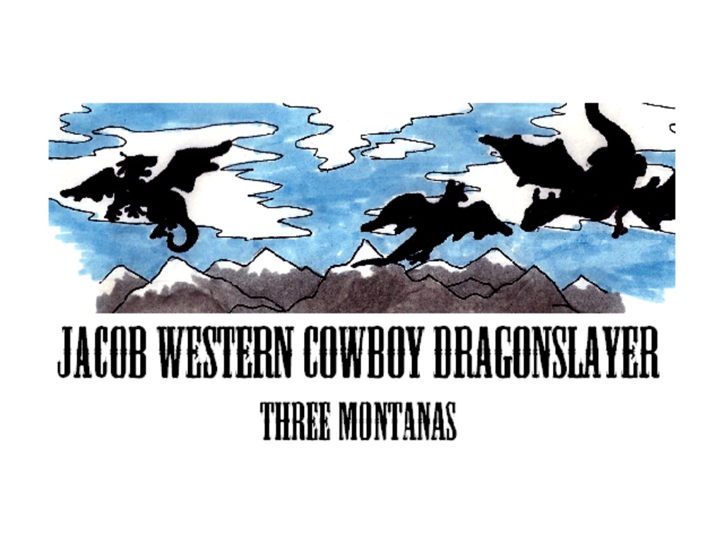Jacob Western Cowboy Dragonslayer: Three Montanas's video poster