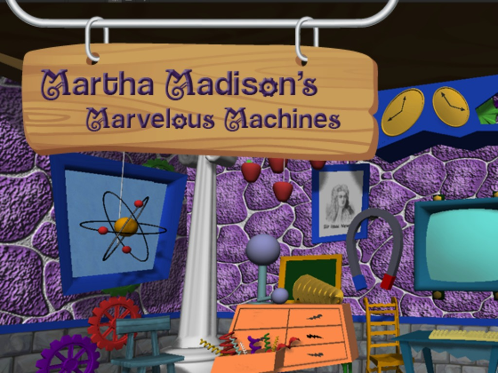 Martha Madison's Marvelous Machines's video poster