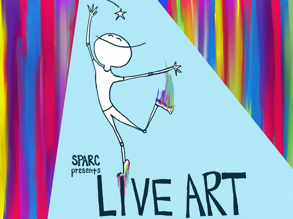 The LIVE ART Documentary's video poster