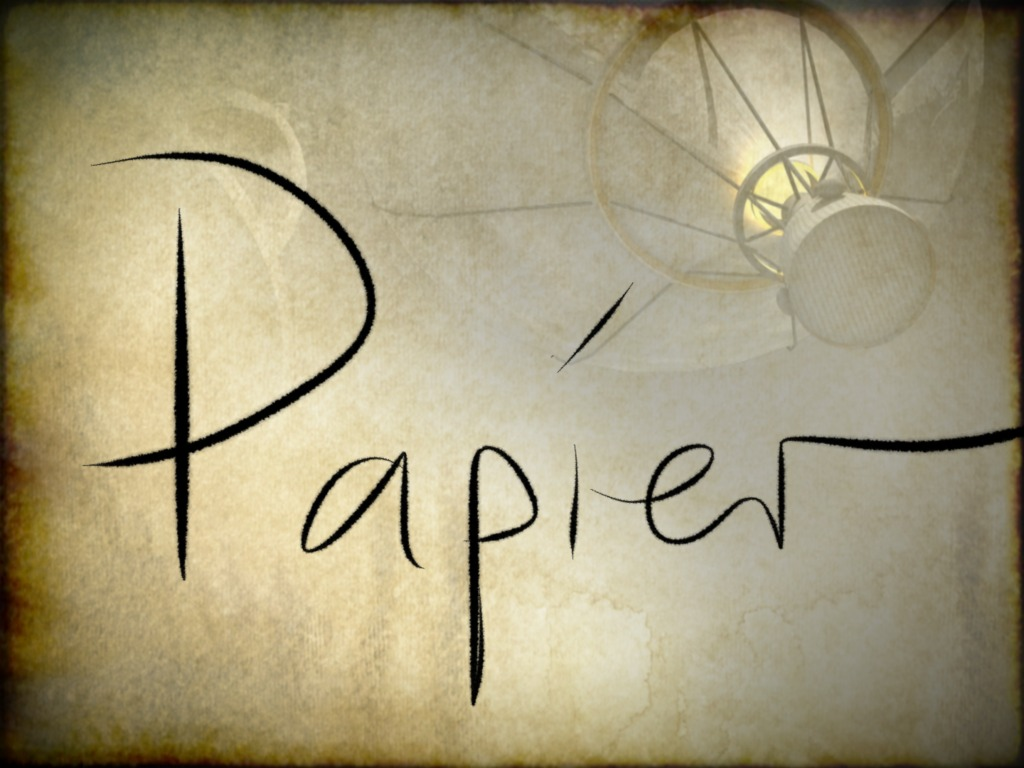 Papier Adventure's video poster