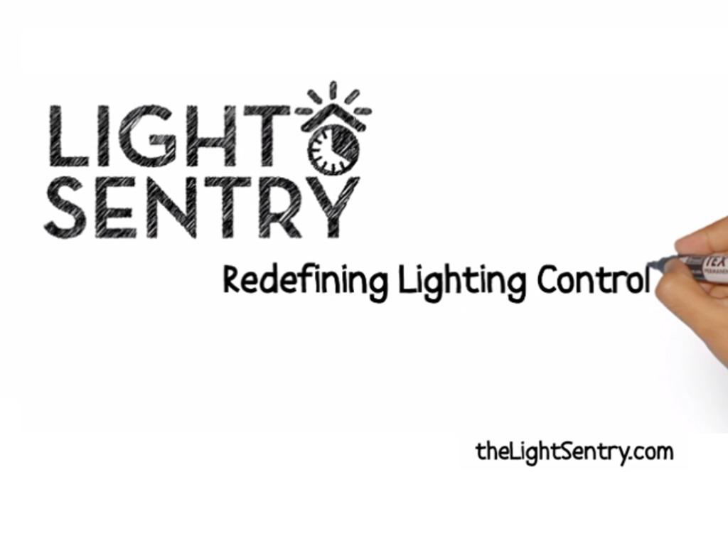Light Sentry™ - Redefining Lighting Control's video poster