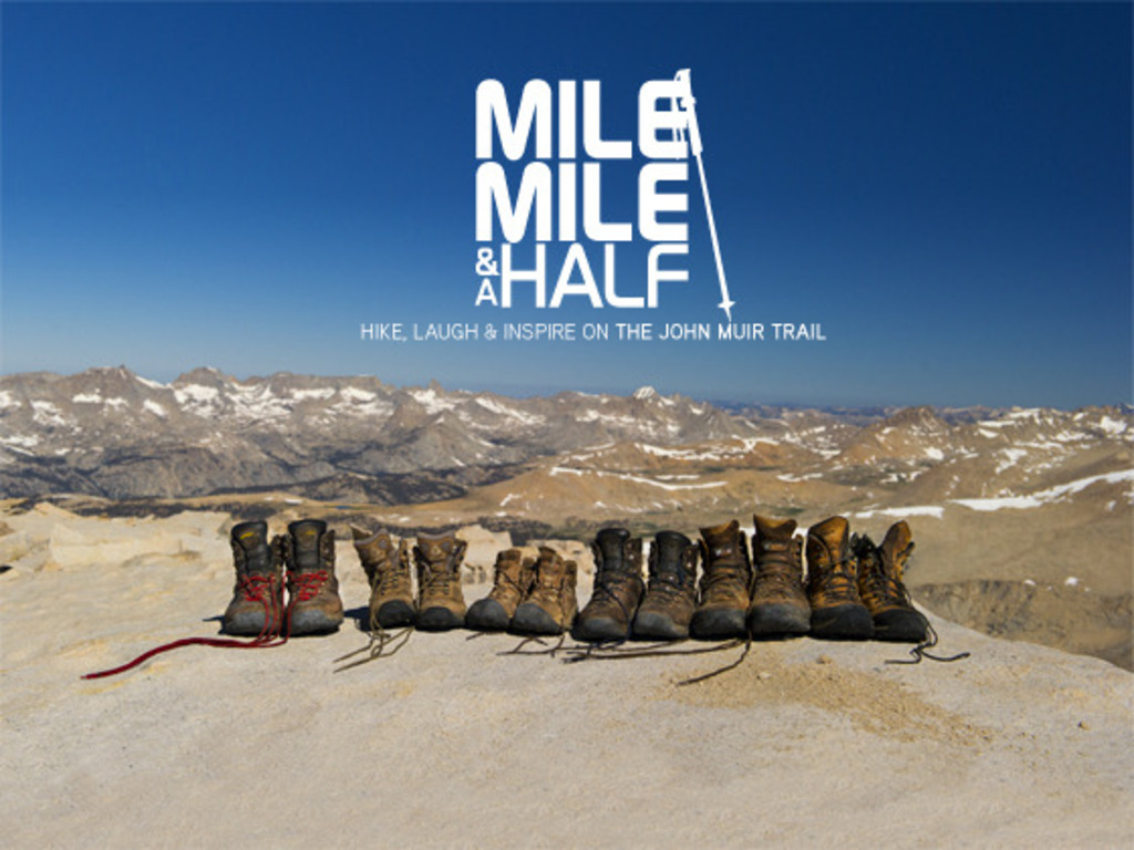 MILE... MILE & A HALF (a feature documentary)'s video poster