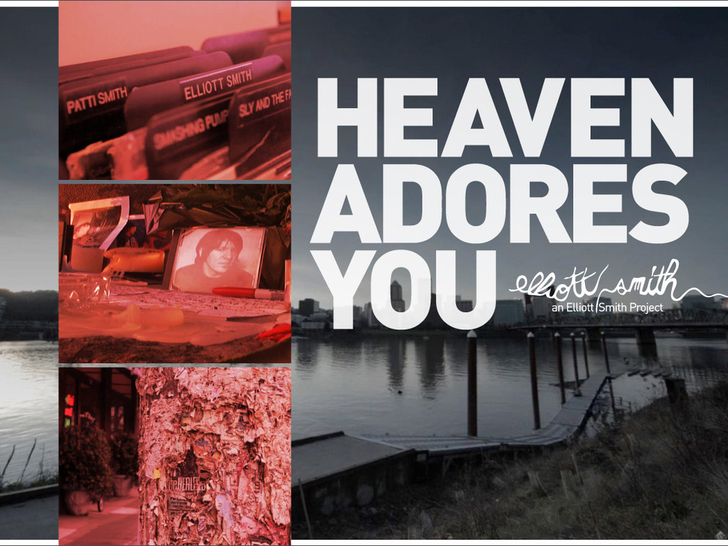 Heaven Adores You ( an elliott smith project )'s video poster