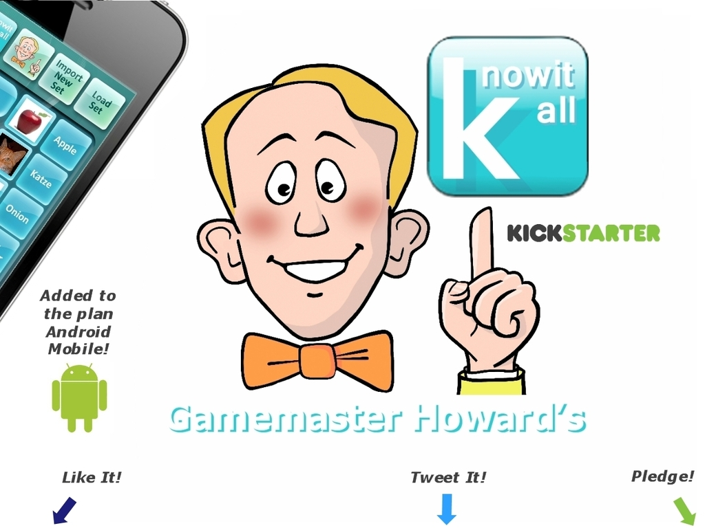 Gamemaster Howard's Know-It-All's video poster