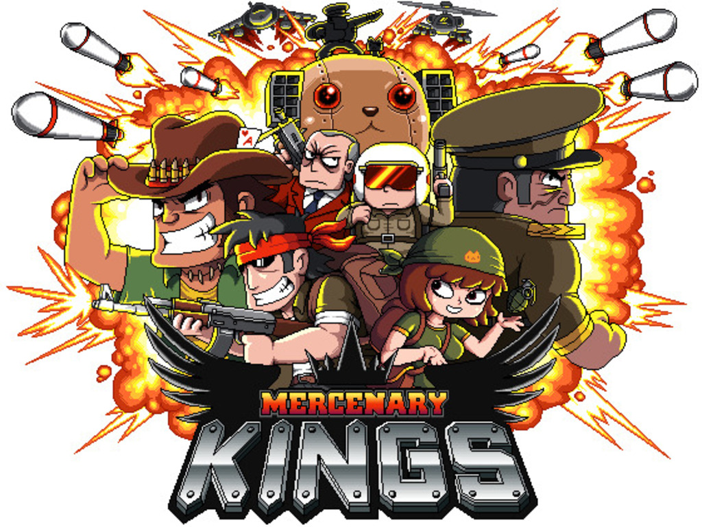 Mercenary Kings's video poster