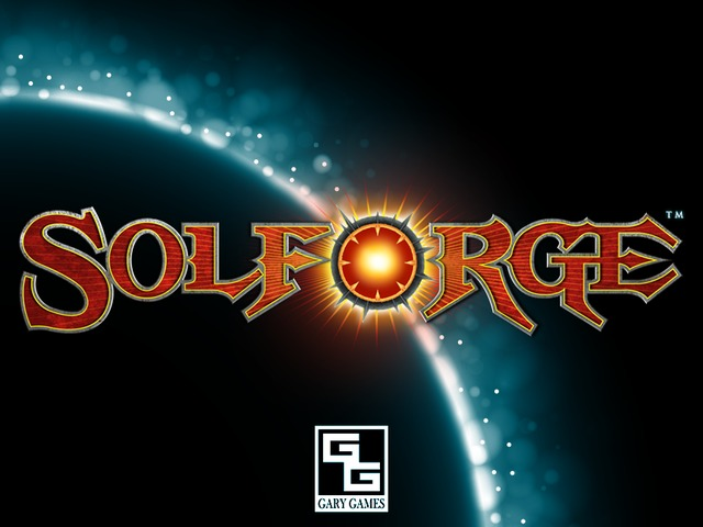 SolForge Digital Trading Card Game's video poster