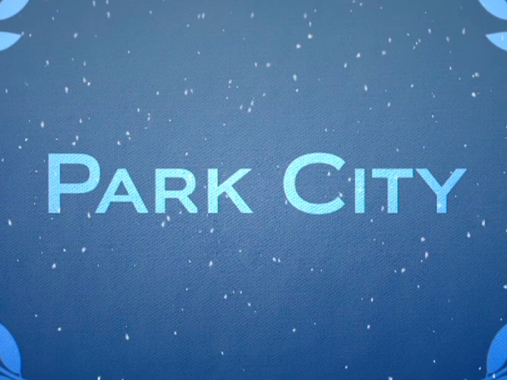 Park City's video poster