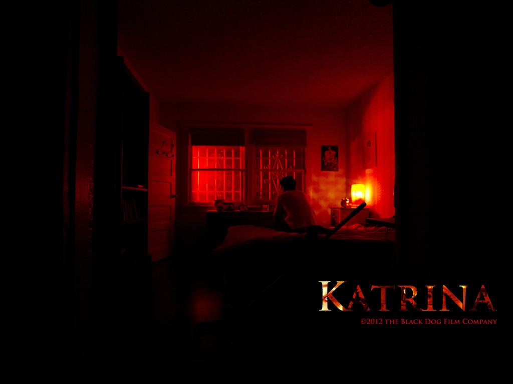 Katrina's video poster