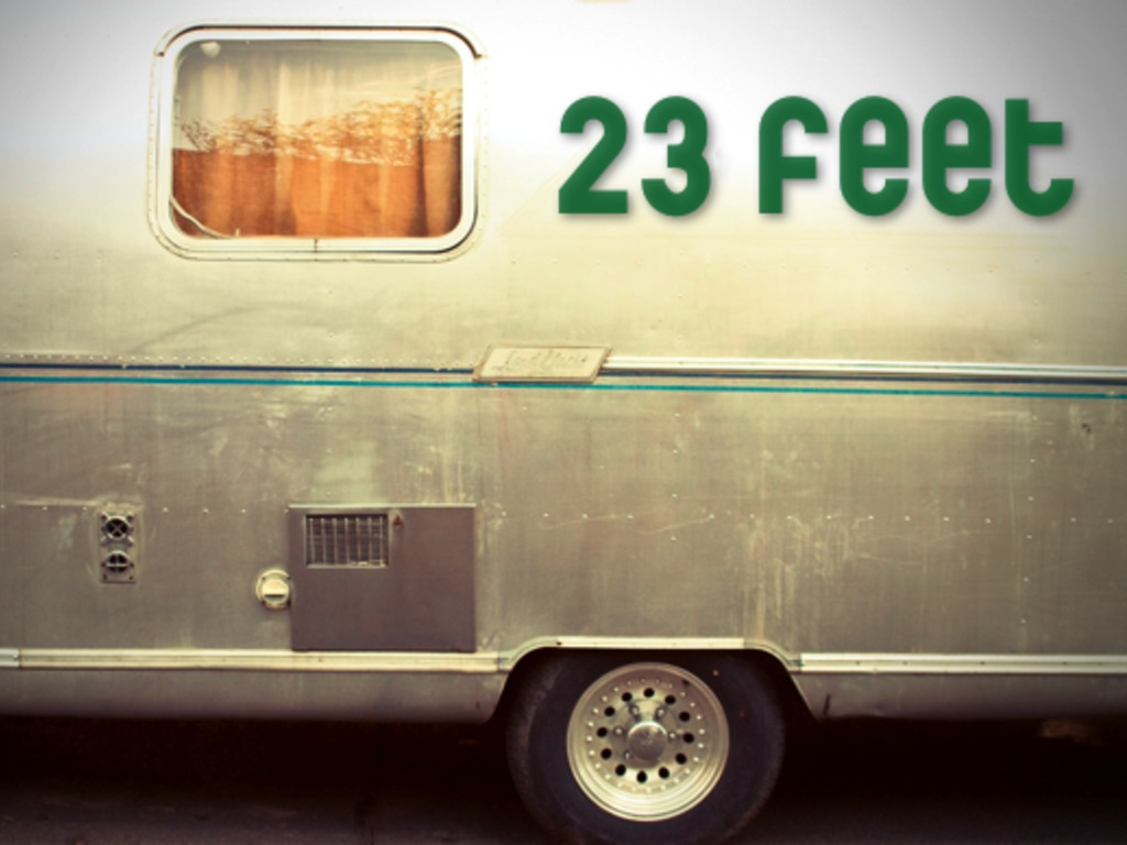 23 Feet: Simple Living for Outdoor Passions's video poster