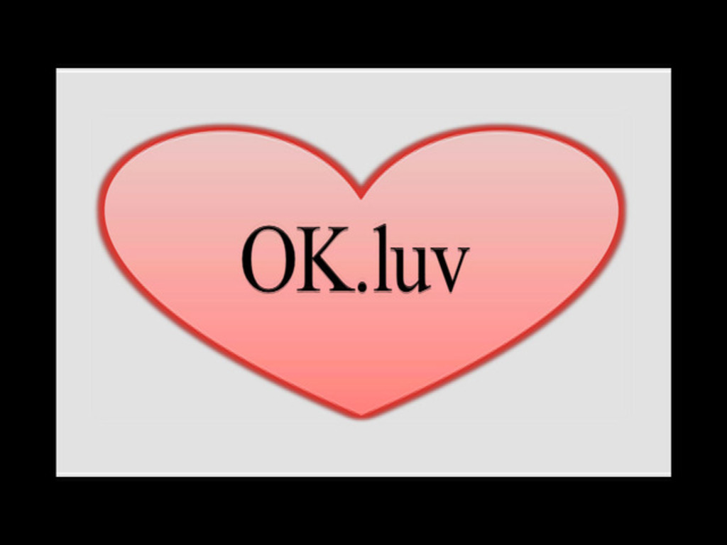 """OK.luv"" - The improvised internet musical dating show!'s video poster"