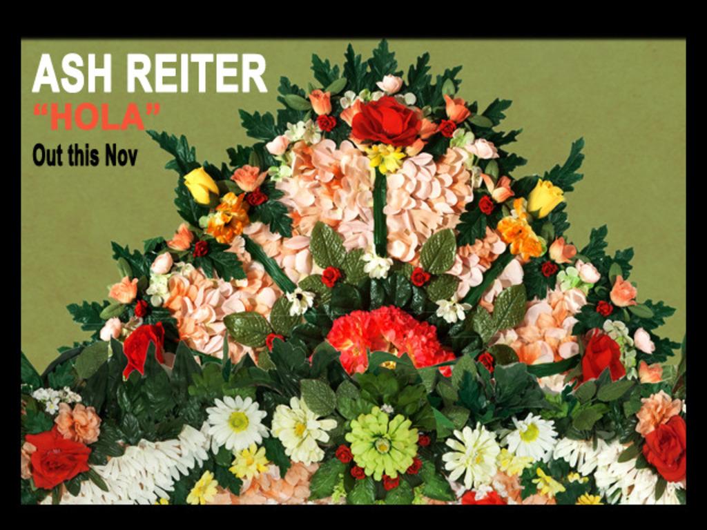 Ash Reiter New Album - HOLA's video poster