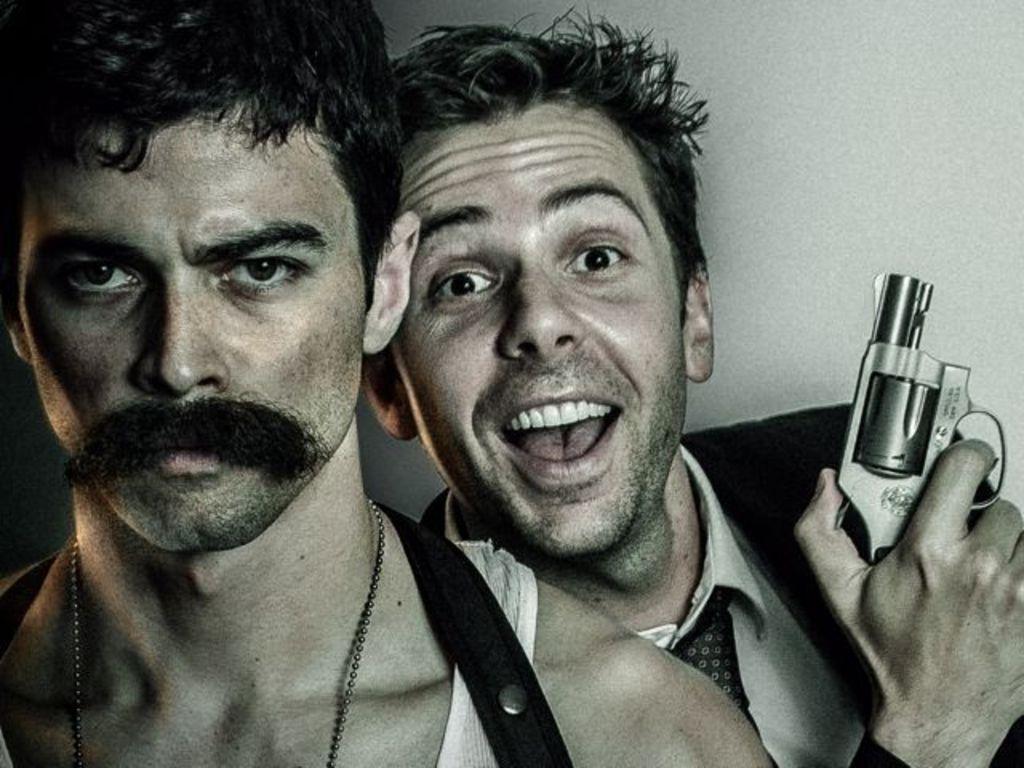 Hard Crime's video poster