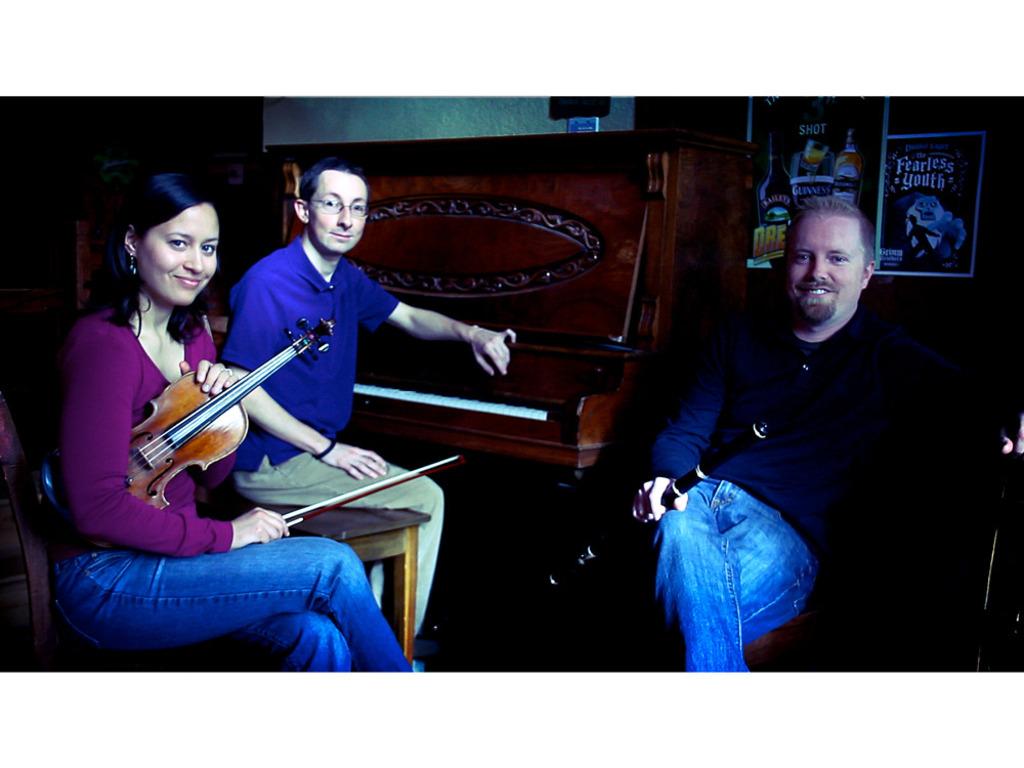 Fiddle & Flute! Irish Traditional Music Album's video poster